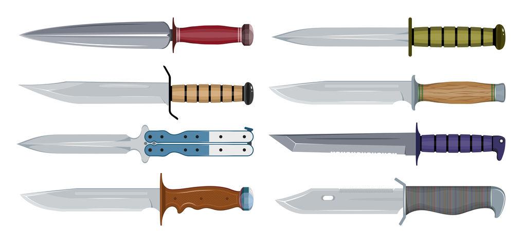 איסור מכירת אגרופן או סכין לקטין